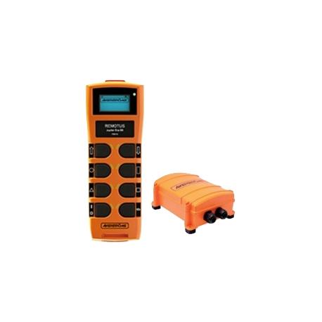 SYSTEM JUPITER 800 8B DIN RX160 800 MHz