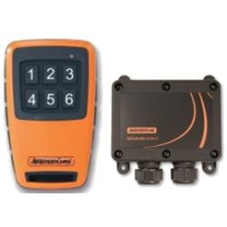 SESAM 800 configurable 1-6 Mobile RX 800 MHz
