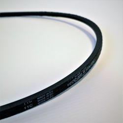 Courroie Trapezoïdale SPZ Longueur Lp 888mm