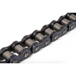 Chaîne acier Simple 40B-1 pas de 63.5mm