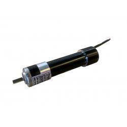 Motoréducteur Brushless IP20 Epicycloïdal PK32BB Ø6 i45,56 BL005 24 16W  avec carte électronique intégrée