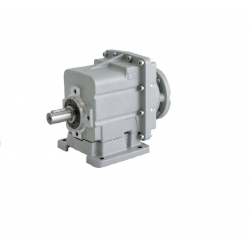 Réducteur Coaxial CMG002 i44,89 Ø14-20 B14 Ø105 sans pattes alu