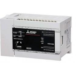 Automate FX5U 100-240 V CA 16 entrées 16 sorties Transistor (NPN)