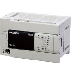 Automate FX3U 100-240 V A CA C 32 entrées 32 sorties Triac