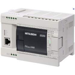 Automate FX3GE 24Vcc 14 entrées 10 sorties Transistor (PNP)