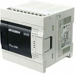 Automate FX3G 24Vcc 14 entrées 10 sorties Transistor (PNP)