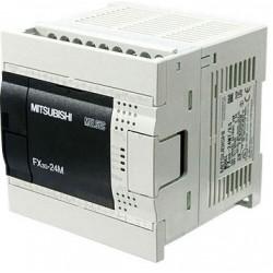 Automate FX3GC 24Vcc 16 entrées 16 sorties Transistor (NPN)