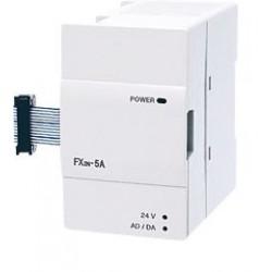 Module E-S combinés FX2 et FX3U 2 entrées 1 sorties 12 bits