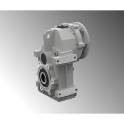 Réducteur Pendulaire ATS902 i11,53 Ø14-35 B5 Ø160 alu