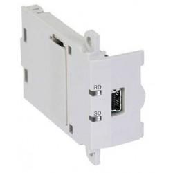 Adapteur de communication FX3G avec Adaptateur FX3G pour modules ADP de FX3U