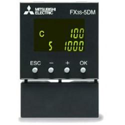 Module d'affichage LCD avec rétro-éclairage FX3S