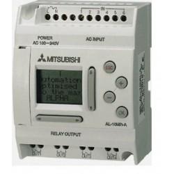 Automate Programmable série ALPHA2 15 entrées 9 sorties 24Vcc