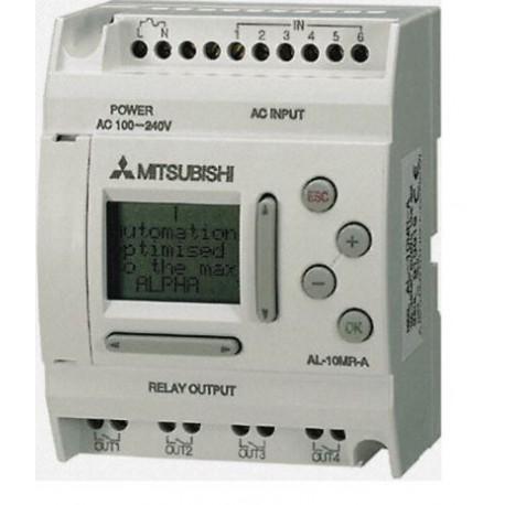Automate Programmable série ALPHA2 6 entrées 4 sorties 100-240 V CA