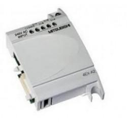 Module d'extension ALPHA II entrées 4 (Transistor)