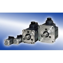 Servomoteur HG pour amplificateur MR-J4 HG-JR 2W 3000t/mn 400Vac