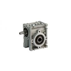 Réducteur R&V double arbre CMIS026 i30 Ø9-12 aluminium
