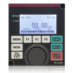 Unité interactive avec écran LED pour FR-LU08