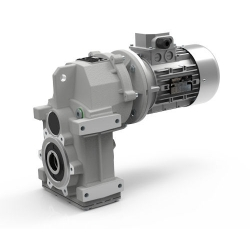 Motoréducteur Pendulaire ATS902U i52,71 Ø35 Taille 71 4pôles 0,25Kw IE1 B5 alu