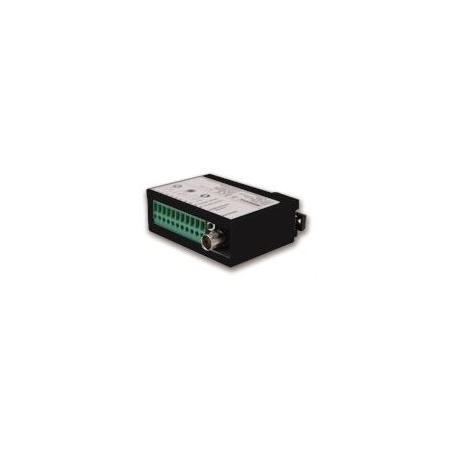 Récepteur SESAM 800 3 relais RX DIN antenne 24(Vac/cc)