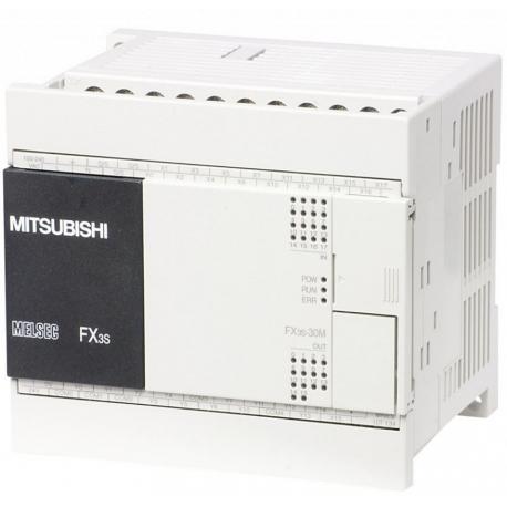 Automate FX3S 24 Vcc 6 entrées 4 sorties Transistor (NPN)
