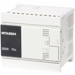 Automate FX3S 24 Vcc 12 entrées 8 sorties Transistor (NPN)