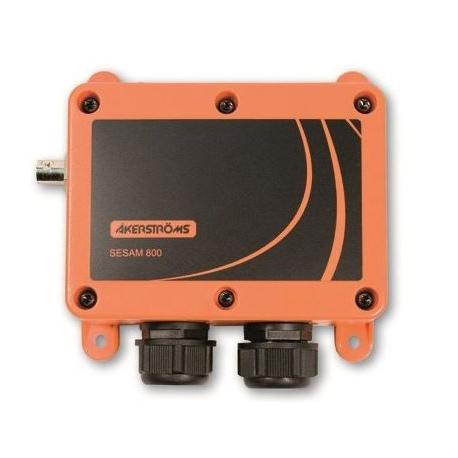 Récepteur SESAM 800 3 relais RX antenne 24(Vac/cc)