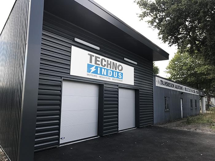 Immeuble Technoindus
